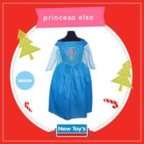 Disfraz Princesa Frozen Elsa - Anna