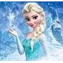 Vestido Disfraz De Frozen Reina Elsa