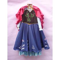 Anna Frozen Disfraz Niña