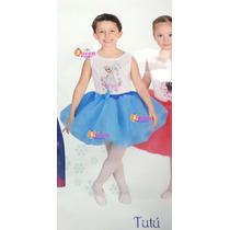 Disfraz De Frozen Elsa Bailarina Novedad!! Original New Toys