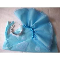 Elsa Frozen Tutu Capa Corona Princesa Disfraz Brovillnet