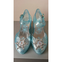 Zapatos Elsa Frozen Light Up