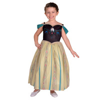 Disfraz Anna Coronación Frozen T2 Disney