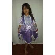 Vestidos Princesa Disney Disfraces A Medida Sofía Frozen