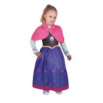 Disfraz Anna Frozen T0 Disney