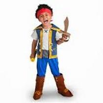 Disfraz Pirata Jake Xml 7710 7711 7712
