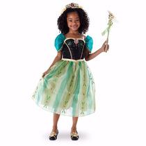 Vestido Anna Frozen Original Disneystore