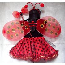 Disfraz Hada Mariposa Vaquita De San Antonio Nena Brovillnet