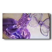 Disfraz Mariposa- Hada- Princesas Vestido +alas Promo!!!