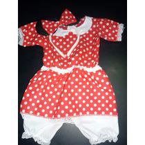 Disfraz De Minnie Para Bebé!!!