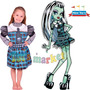 Disfraz De Draculaura Monster High Original New Toys