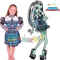Disfraz De Draculaura Monster High Original New Toys