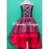 Disfraz Princesa Monster High Draculaura 13 Deseos