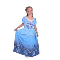 Disfraz Princesa Sofia Turquesa Talle 1 Ploppy 590090