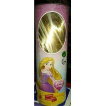Peluca Rapunzel !original Disney !!c/ Licencia !