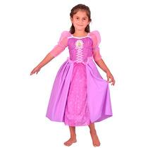 Disfraz Princesa Rapunzel Enredados Original New Toys Jiujim