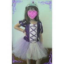 Disfraz Rapunzel Tutú Inspiración