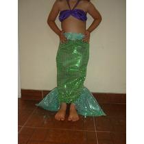 Disfraz De La Sirenita Arie!!!