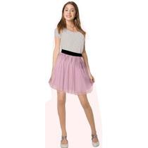 Disfraz Violetta Plateado Talle 0 Ploppy 590603