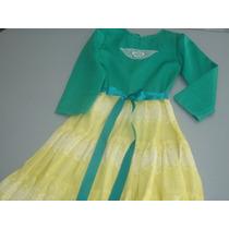 Disfraz Dama Antigua- Talle 4-5 Años
