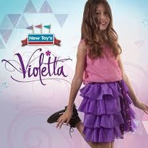 Disfraz Violetta Original Licencia New Toys