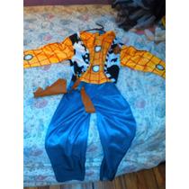 Disfraz Original Woody Esta Usado Y Gastado -caballito-