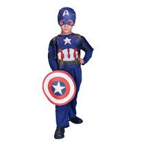 Disfraz Avengers Capitán América T1 Marvel Los Vengadores