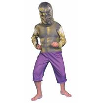 Disfraz Increible Hulk Avengers 2 Juguetería El Pehuén