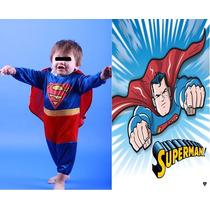 Disfraz Linterna Verde,superman,minions,power,fuego Spider