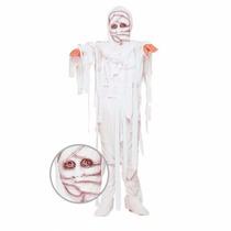 Halloween Disfraz Momia Con Máscara Para Nenes