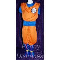 Disfraz De Dragon Ball Z - Goku