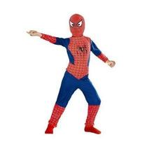 Disfraz Infantil Del Hombre Araña.