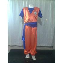 Disfraz De Goku!!!