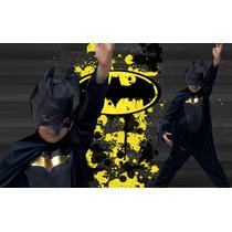 Disfraz Batman Nene Super Héroe