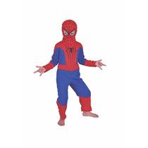 Disfraz De Hombre Araña Spiderman Juguetería El Pehuén