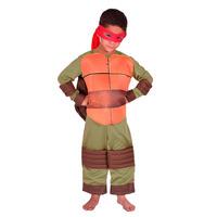 Disfraz De Tortugas Ninja Con Licencia Original New Toys