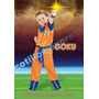 Disfraz Original Goku Dragon Ball Z Talle 3