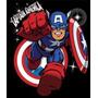 Disfraz Cap. America +escudo+mascara Luz Led $$¡¡imbatible¡¡