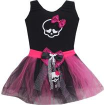 Vestido Disfraz Monster High Draculaura