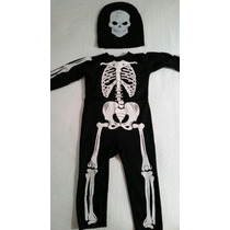 Disfraz Halloween Esqueleto Niño
