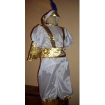 Disfraz De Aladin Dorado