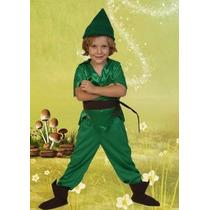 Disfraz De Duende En Verde