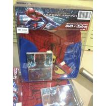 Disfraz+dvd Original / El Hombre Araña/spiderman/niños