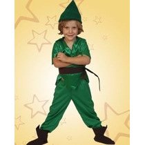 Disfraz Peter Pan El Mejor Precio Talle 1
