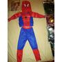 Disfraz De Spiderman Araña Con Musculos Importados! Miralo!