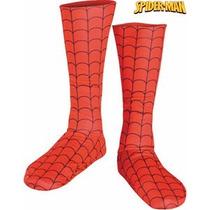 Cubre Botas Spiderman Marvel Para Niños