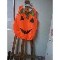 Disfraz Calabaza Halloween