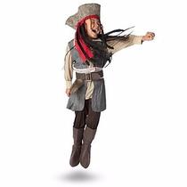 Disfraz Jack Sparrow Piratas Del Caribe Original Disney