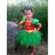 Disfraz De Tul Batman Y Robin