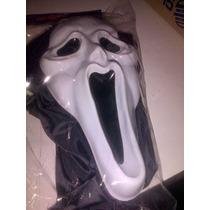 Mascara Careta De Scream Pack X 3 Unidades